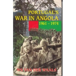 Portugal's War In Angola 1961-74