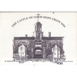 The Castle of Good Hope from 1666