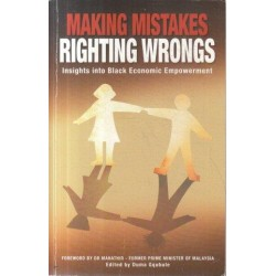 Making Mistakes, Righting Wrongs (Signed)