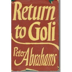 Return to Goli (First Edition)