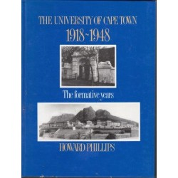 The University of Cape Town 1918 -1948