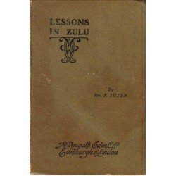 Lessons in Zulu