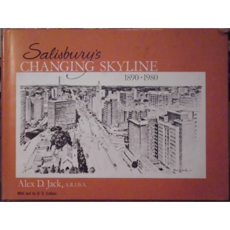 Salisbury's Changing Skyline 1890-1980