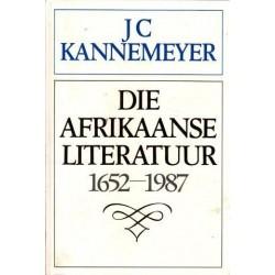 Die Afrikaanse Literatuur 1652-1987