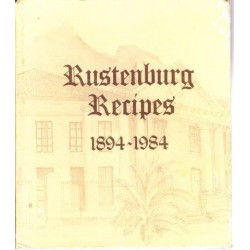 Rustenburg Recipes 1894-1984