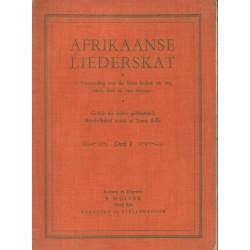 Afrikaanse Liederskat Deel I