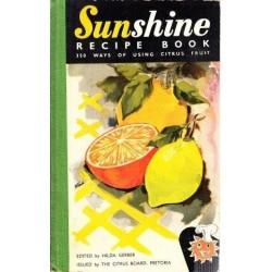 Sunshine Recipe Book