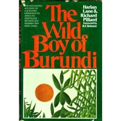The Wild Boy of Burundi