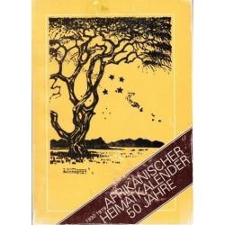 Afrikanischer Heimatkalender 50 Jahre 1930-1979