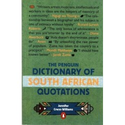 The Penguin Dictionary of South African Quotations