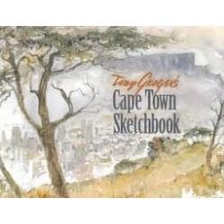 Tony Grogan's Cape Town Sketchbook