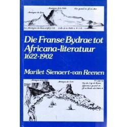 Die Franse Bydrae tot Africana Literatuur 1622-1902