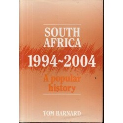 South Africa 1994-2004: A Popular History