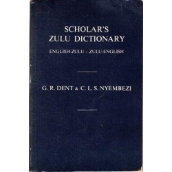 Scholar's Zulu Dictionary