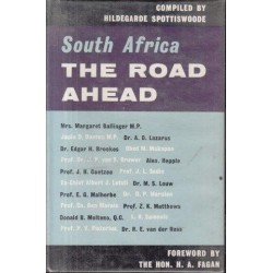 South Africa - the Road Ahead