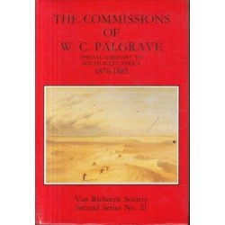 The Commissions of W. C. Palgrave (VRS)