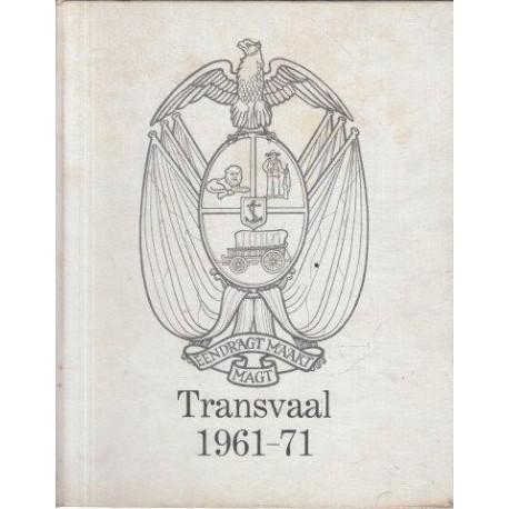 Transvaal 1961-71
