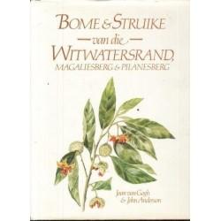 Bome en Struike van die Witwatersrand, Magaliesberg & Pilanesberg