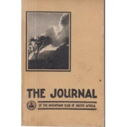 The Journal of the Mountain Club of South Africa 1933, No 36