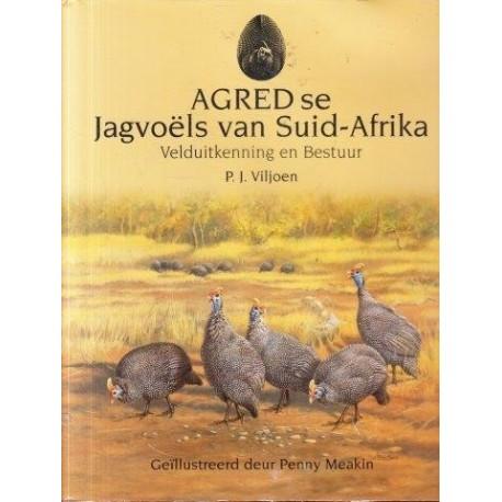 AGRED se Jagvoel van Suid Afrika