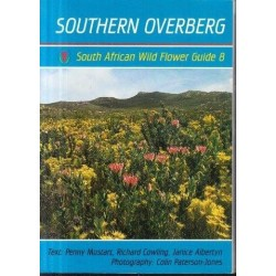 Southern Overberg:  South African Wildflower Guide No. 8
