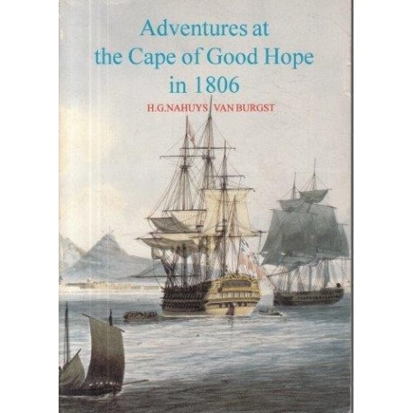 Adventures at the Cape of Good Hope in 1806