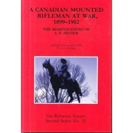 A Canadian Mounted Rifleman at War 1899-1902 (VRS)