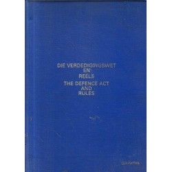 Defence Act  No. 44 of 1957 and Rules