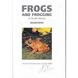 Frogs & Frogging in South Africa (Signed)