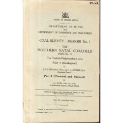 Coal Survey: Memoir No 1 - The Northern Natal Coalfield
