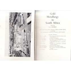 Gold Metallurgy in South Africa