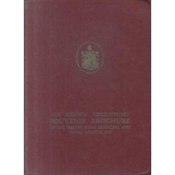 Souvenir Brochure van Riebeeck Tercentenary Naval Regatta 1952