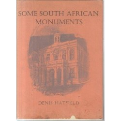 Some South African Monuments