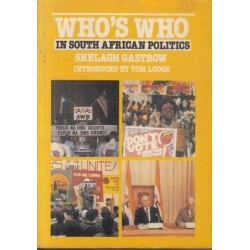 Who's Who in South African Politics