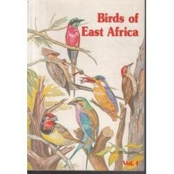 Birds of East Africa Vol. 1