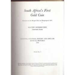 South Africa's First Gold Coin