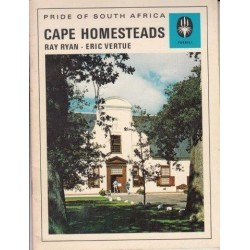 Cape Homesteads: Pride of South Africa